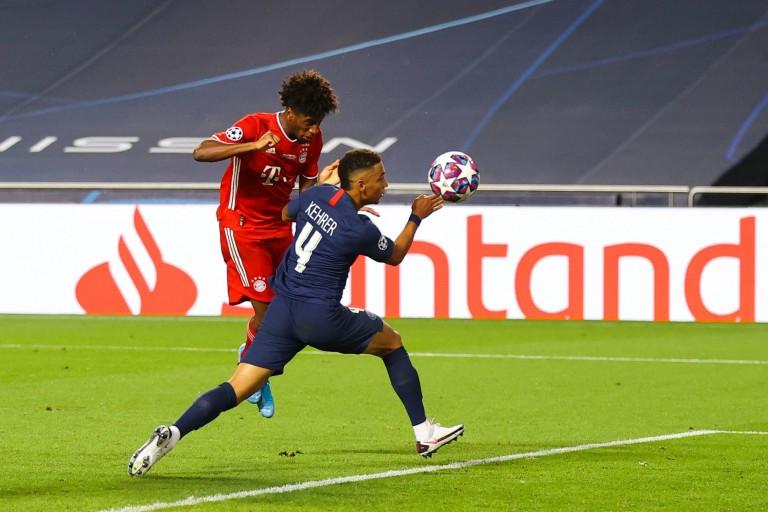 Kingsley Coman héros du Bayern contre le PSG