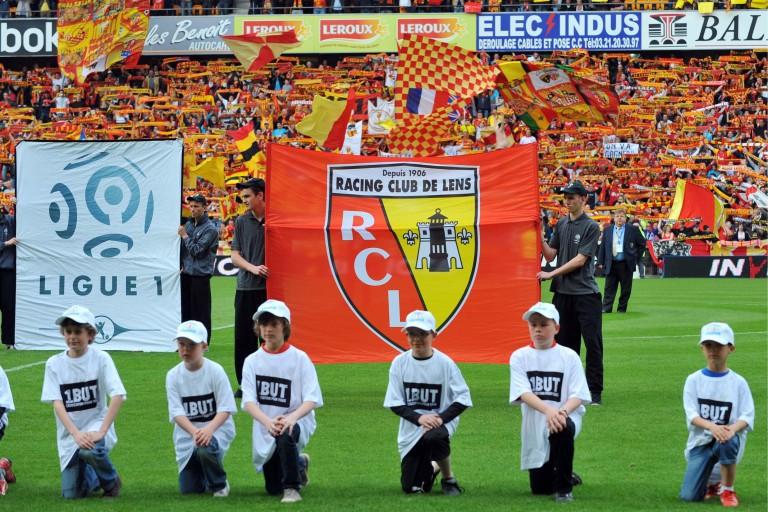 RC Lens : Avant match du Racing Club de Lens