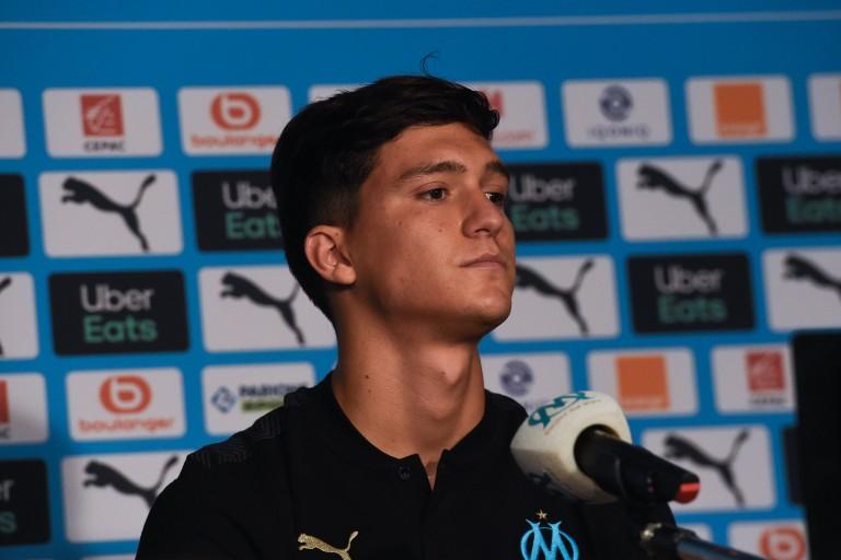 Leonardo Balerdi a fait bonne impression lors de Stade Brestois-OM