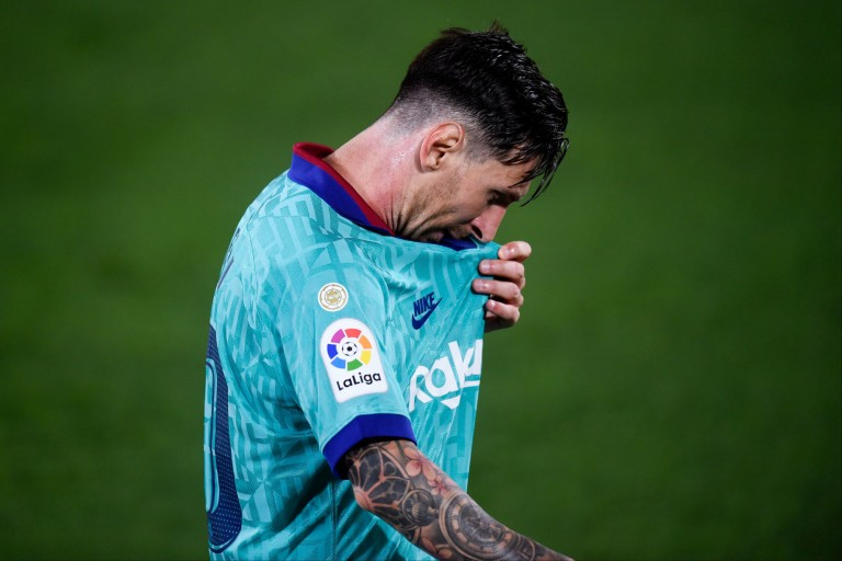 Barça : Lionel Messi incertain contre le Bayern Munich