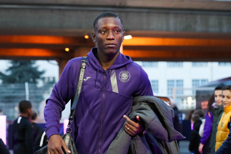 Max-Alain Gradel quitte officiellement le Toulouse FC.