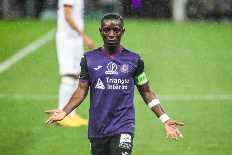 Max-Alain Gradel, capitaine du Toulouse FC visé par l'OM ?