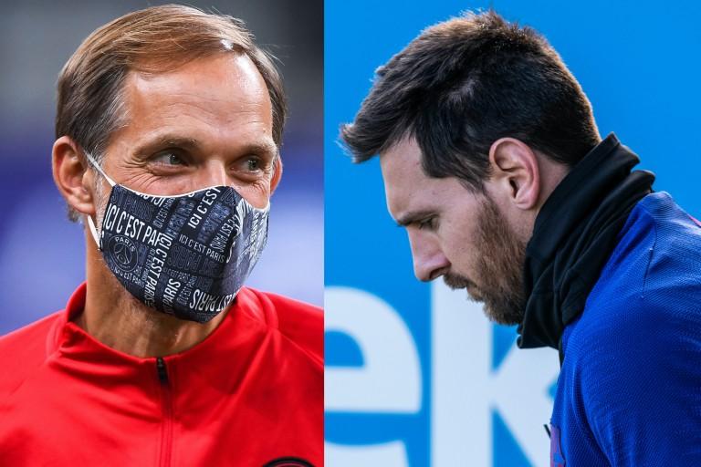 Mercato PSG : Thomas Tuchel évoque Lione Messi