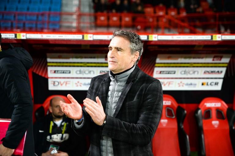 L'entraîneur du Stade Brestois Olivier Dall'Oglio fan de Florian Thauvin