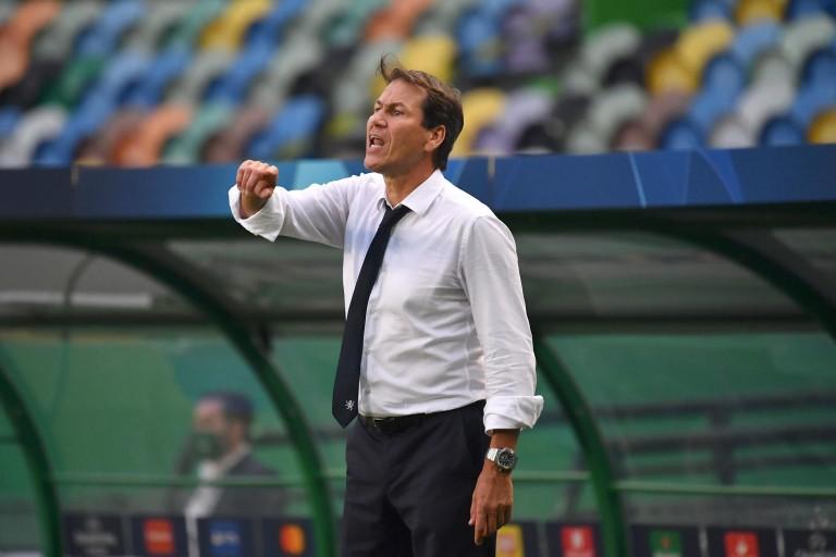 Rudi Garcia, coach de l'OL