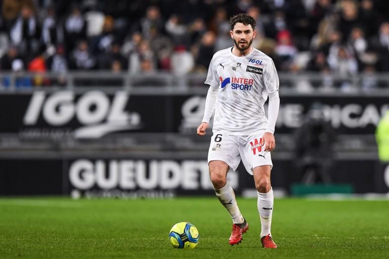 Thomas Monconduit s'est engagé avec le FC Lorient