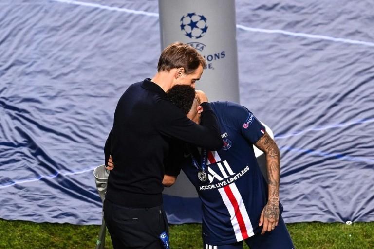 Thomas Tuchel déçu après la défaite contre le Bayern