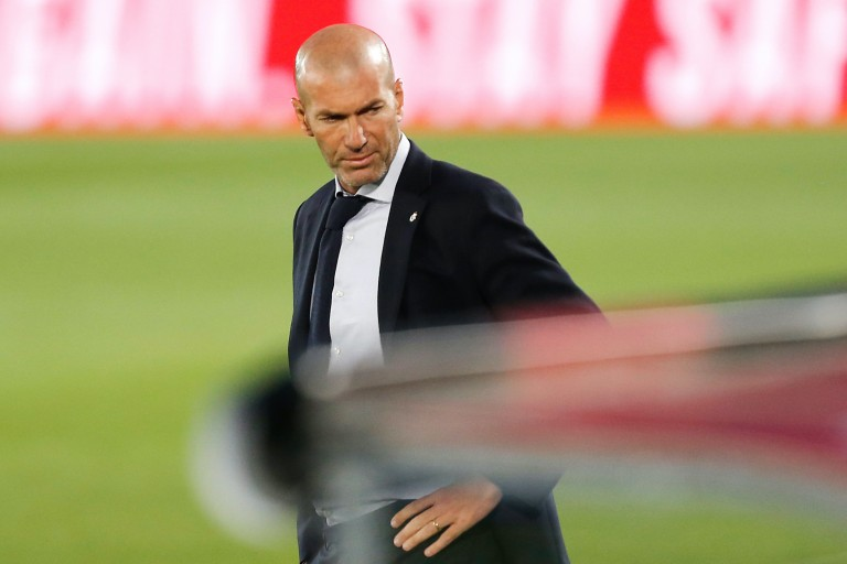 Zinedine Zidane à l'OM ? Il donne sa réponse