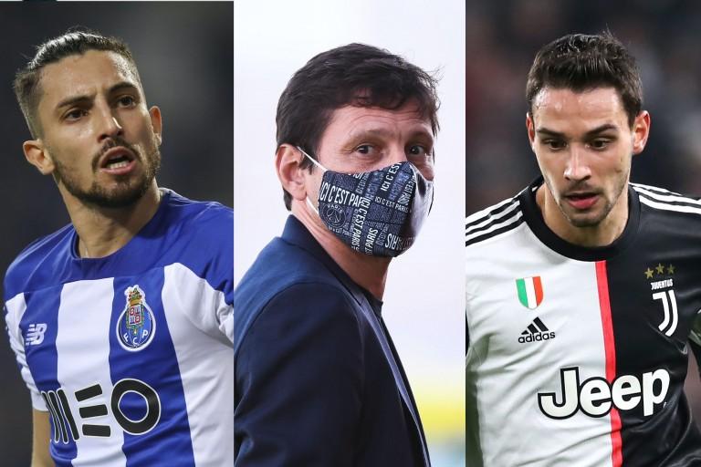 Mercato PSG, Leonardo du Paris Sg sur Alex Telles et De Sciglio