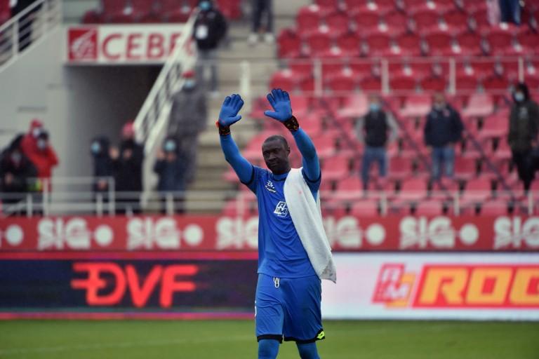 Alfred Gomis a quitté le Dijon FCO pour rejoindre le Stade Rennais FC