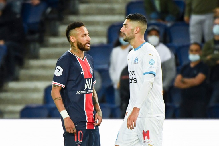 OM : Alvaro Gonzalez nie les accusations de Neymar