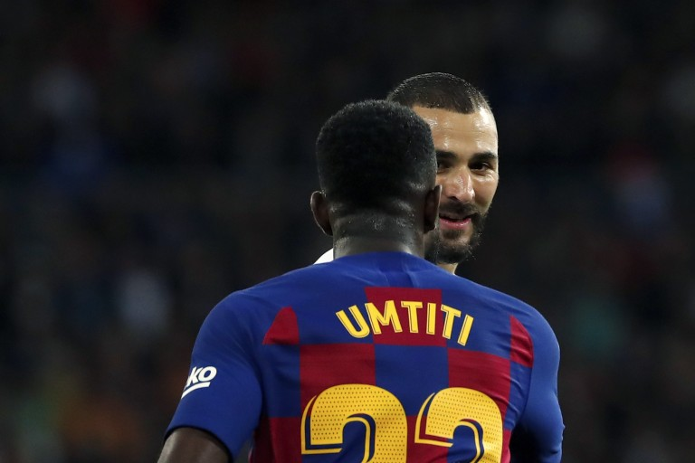 OL : Juninho rêve de Karim Benzema et de Samuel Umtiti