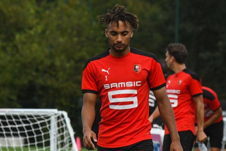 Le Stade Rennais FC n'est pas pressé de prêter Sacha Boey au Dijon FCO