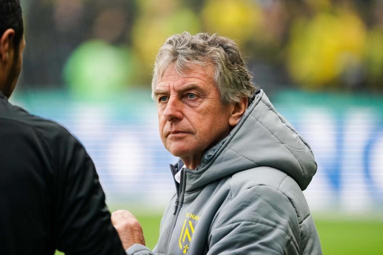 Christian Gourcuff veut finir au FC Nantes