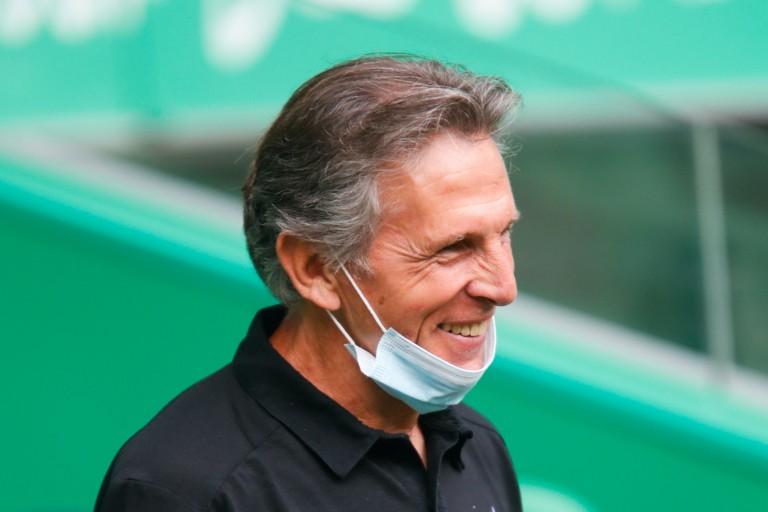 ASSE : Claude Puel veut contrer le RC Lens sur Enzo Crivelli