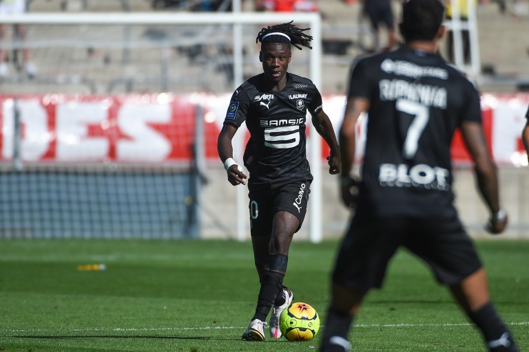 Stade rennais mercato : Eduardo Camavinga va rester