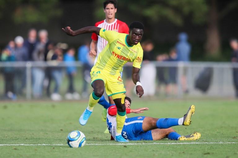 Le FC Nantes prête Élie Youan en Suisse