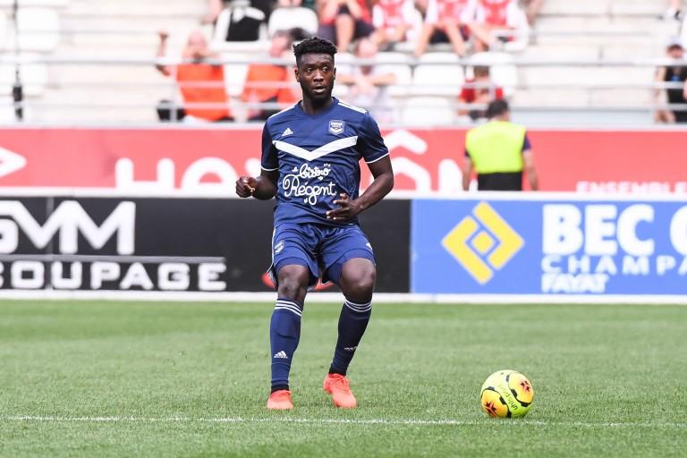 Pas de départ en vue pour Enock Kwateng des Girondins de Bordeaux