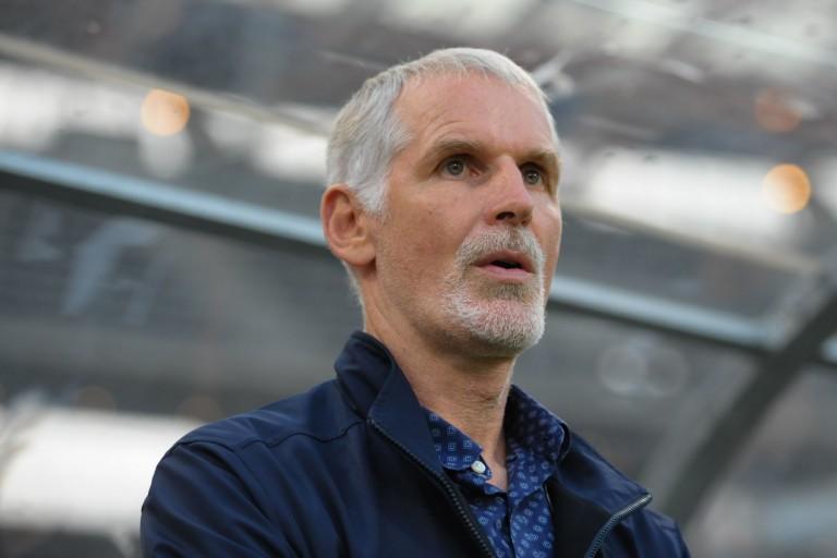 Francis Gillot, ancien coach du RC Lens