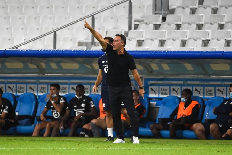 LOSC : Christophe Galtier frustré par le match nul à Marseille