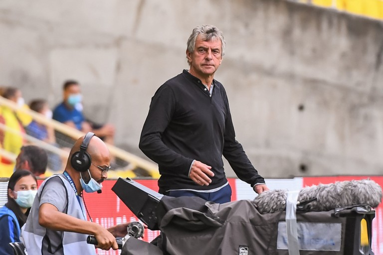 FC Nantes : Christian Gourcuff passé par des états opposés face à l'ASSE