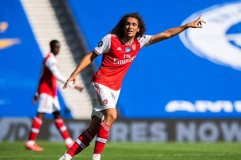 Désaccord entre l' OM et Arsenal pour Mattéo Guendouzi
