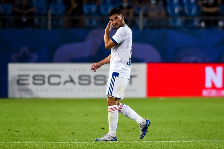OL : Houssem Aouar en route pour Arsenal ?