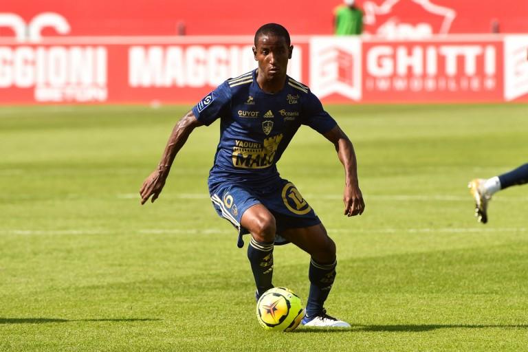 Ibrahima Diallo pourrait partir du Stade brestois