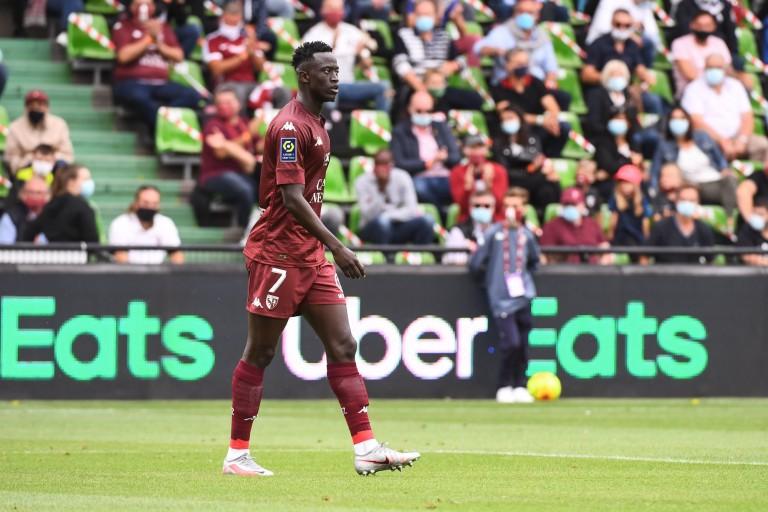 Ibrahima Niane prolongé avec le FC Metz