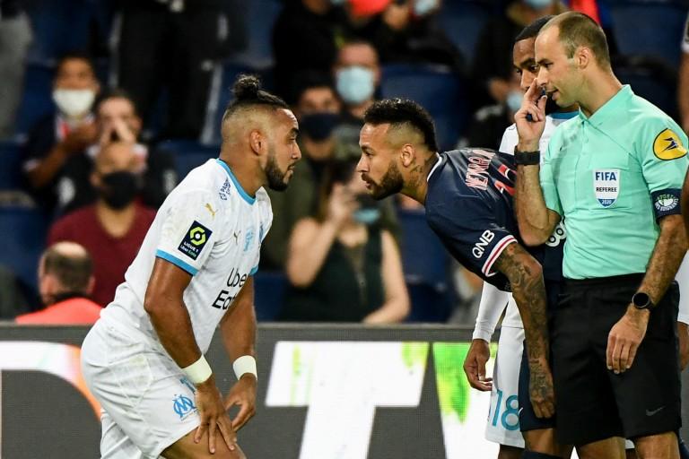 L'arbitre Jérôme Brisard envoyé en Ligue 2 après PSG-OM