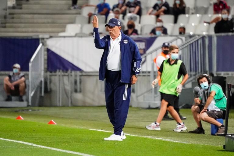 Jean-Louis Gasset, coach de Bordeaux, se méfie du RC Lens