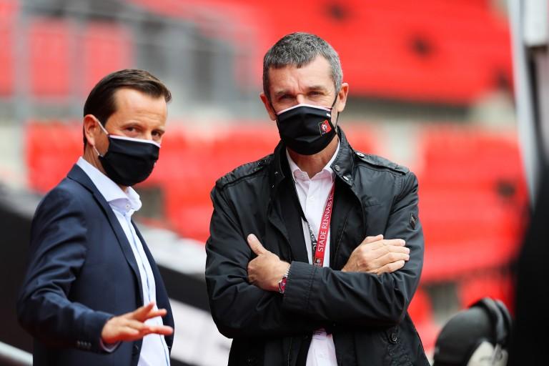 Stade rennais Mercato : Julien STEPHAN veut être situé pour Diego Godin et Jérémie Boga