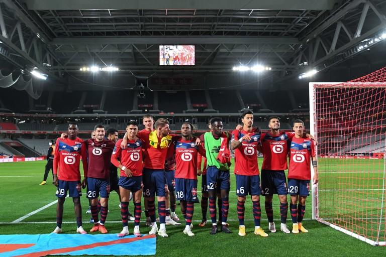 LOSC : les joueurs ont eu 3 jours de repos après la victoire contre le FC Nantes