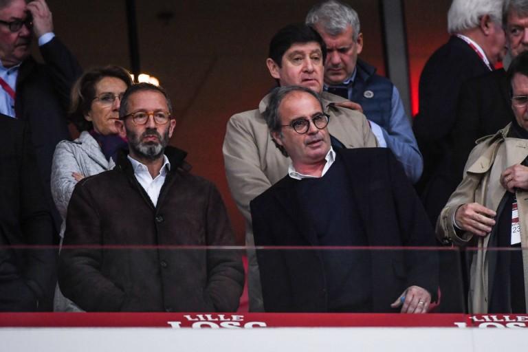 LOSC : Luis Campos pas d'accord avec Marc Ingla ?