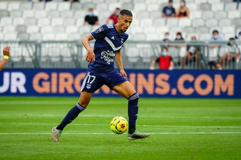 Mehdi Zerkane a prolongé avec les Girondins de Bordeaux