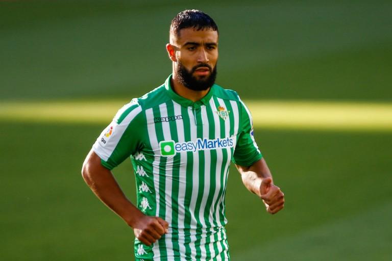 Ex-OL : Nabil Fekir, meneur de jeu du Betis Seville