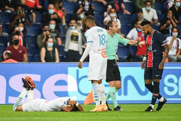 Neymar, la star brésilienne du PSG