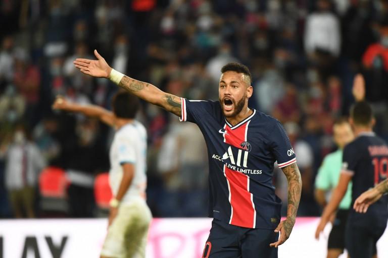 Neymar, la star du PSG