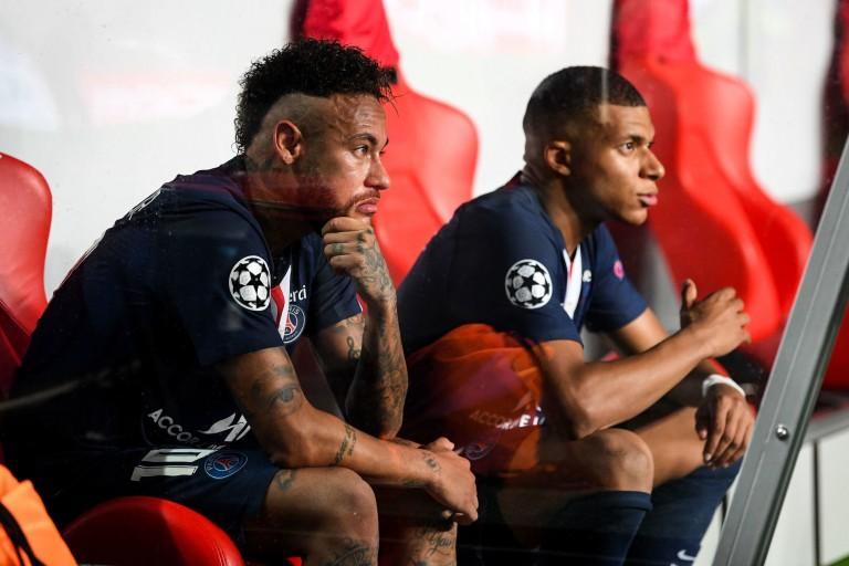 Neymar et Kylian Mbappé absents du groupe du PSG contre le RC Lens