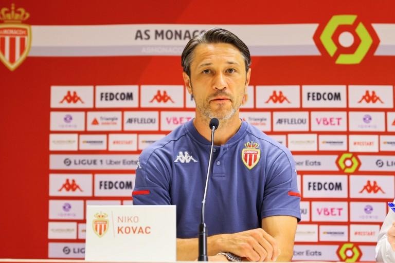 Niko Kovac annonce des départs à l' AS Monaco