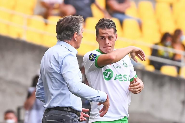 ASSE Mercato : Romain Hamouma peut partir de l' AS Saint-Etienne