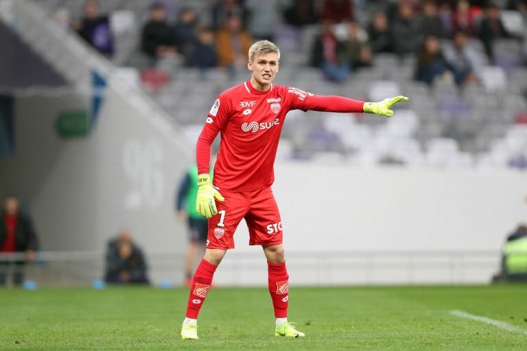 Dijon FCO : Runar Alex Runarsson pisté par Arsenal