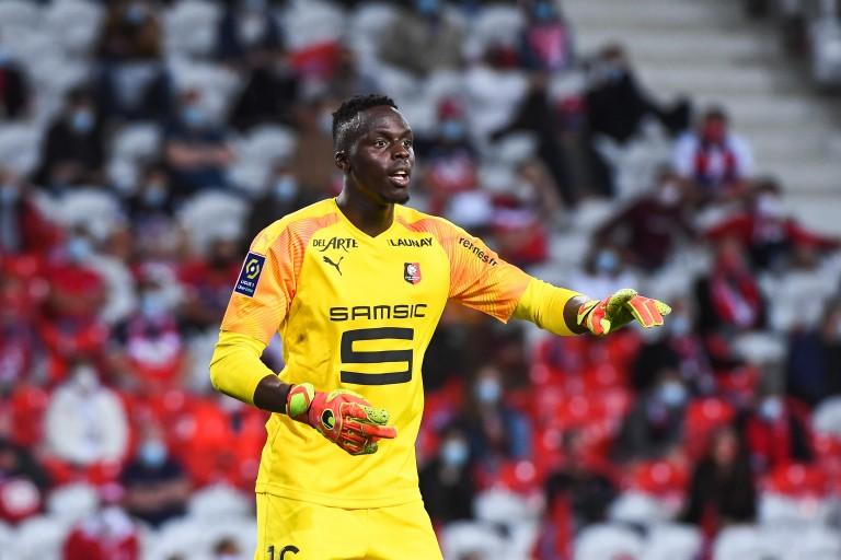 Stade Rennais FC Mercato : Edouard Mendy vers Chelsea