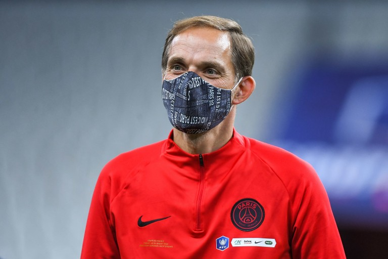 Thomas Tuchel ne veut pas de renfort pour remplacer Juan Bernat