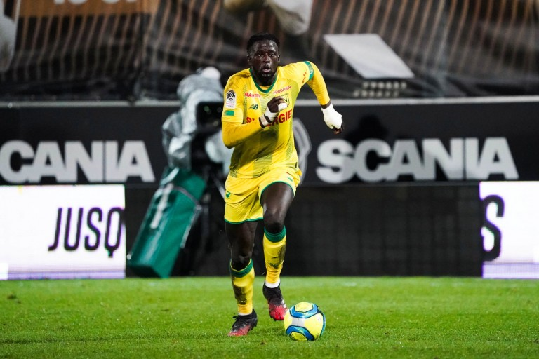 Abdoulaye Touré et le FC Nantes attendent le PSG, ce samedi, en Ligue 1.
