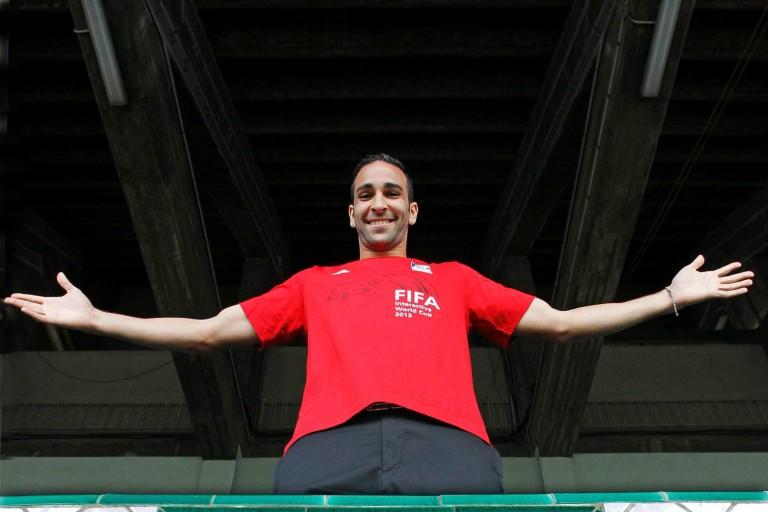 Adil Rami, ancien joueur de l' OM