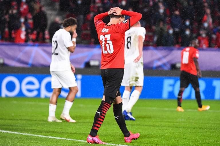 Le Stade Rennais est sorti frustré de sa première en Ligue des champions face à Krasnodar.
