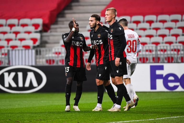 L' OGC Nice renoue avec le succès en Ligue Europa