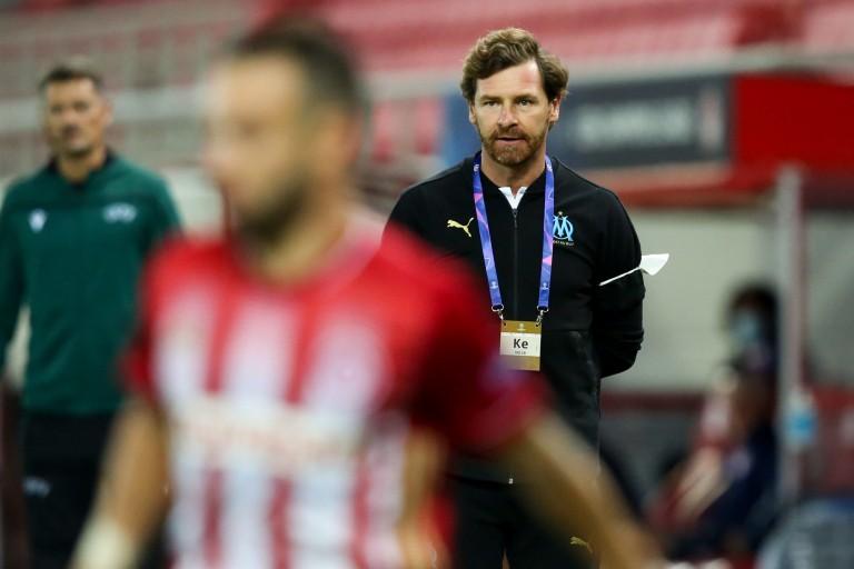 André Villas-Boas responsable après l'Olympiakos