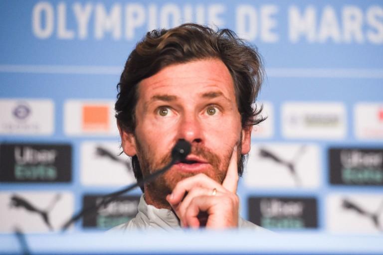 Mercato OM : Andre Villas-Boas head coach of Marseille